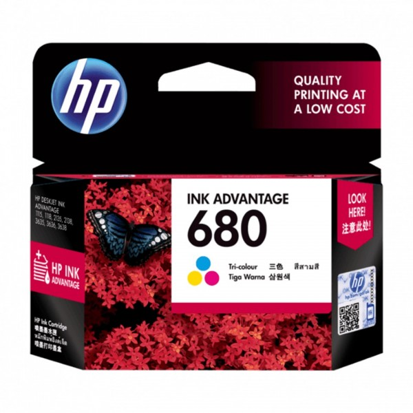 Cartridge HP 680 Color Original
