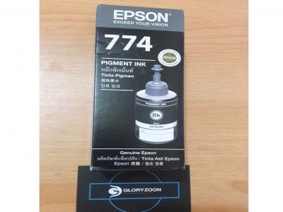 TINTA REffil PIGMENT EPSON BLACK 7741