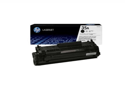 Tinta Toner HP 35a Original Black