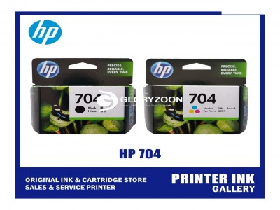 Catridge HP 704 Original