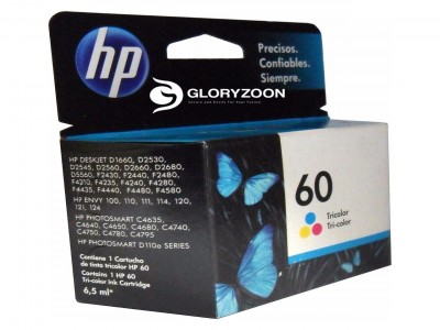 Catridge HP 60 Color Original