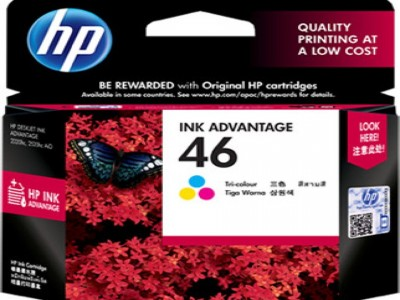 Cartridge HP 46 Color Original