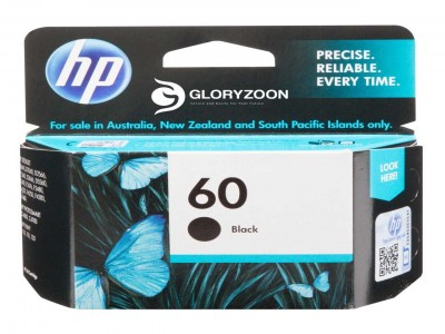 Catridge HP 60 Black Original