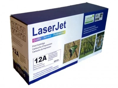 Toner Catridge HP 12A Kompatibel