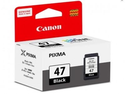 Catridge Canon 47 Black