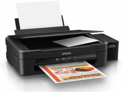 Printer Epson L360 Hi-Speed - Print Scan Copy