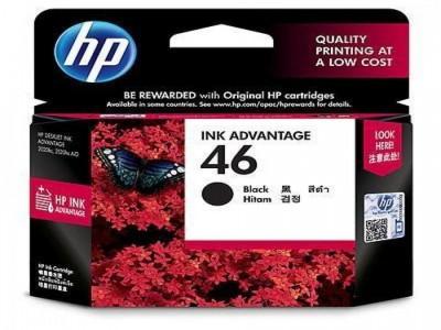 Cartridge HP 46 Black Original